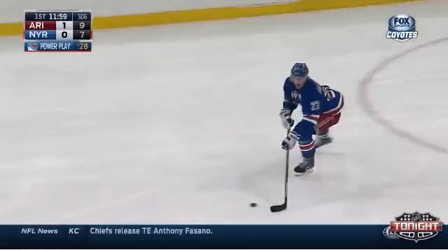 Watch and share Rangers Score Powerplay Goal After Nice Passing GIFs on Gfycat