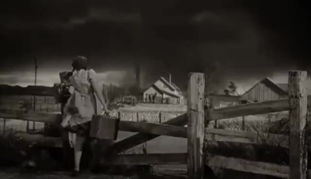 Watch The Wizard of Oz (1939) - It's a Twister! GIF on Gfycat. Discover more related GIFs on Gfycat