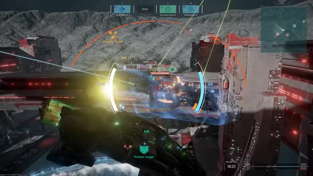 """Watch Dreadnought - """"Tactical repositioning"""" GIF by Draggommer (@draggommer) on Gfycat. Discover more DN, Dreadgame, Dreadnought GIFs on Gfycat"""
