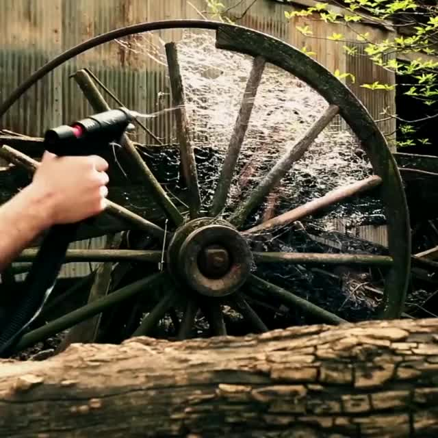 Watch and share Spider Web Gun Shooter GIFs by Must Have Stuff on Gfycat
