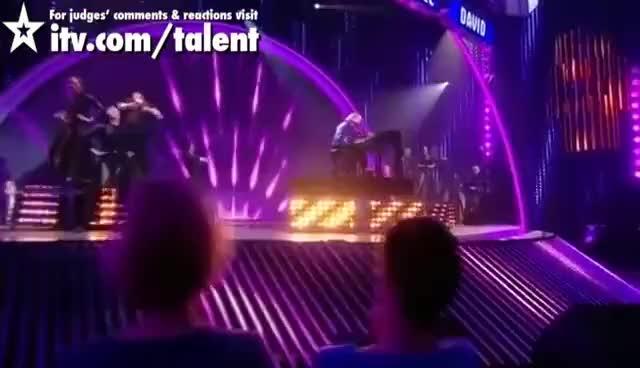 Watch Jean Martyn - Bgt final GIF on Gfycat. Discover more Jean Martin Funny Eminem Not afriad Britains got talent gif GIFs on Gfycat