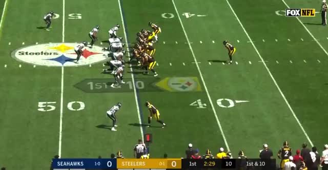 Watch and share Pittsburgh Steelers GIFs and Seattle Seahawks GIFs by Matt Weston on Gfycat