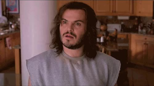 Watch and share Jack Black GIFs by Reactions on Gfycat