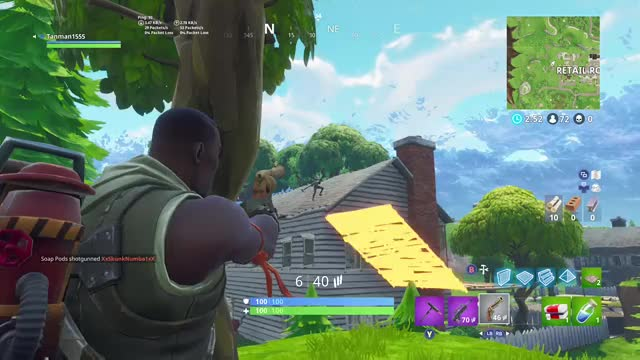Watch highlight reel GIF by Xbox DVR (@xboxdvr) on Gfycat. Discover more FortniteBattleRoyale, Tanman1555, xbox, xbox dvr, xbox one GIFs on Gfycat