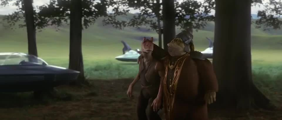 [Theory] Jar Jar Binks was a trained Force user, knowing Sith collaborator,  and will play a central role in The Force Awakens (reddit)