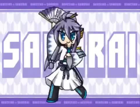 Watch Dance Samurai Gakupo >w GIF on Gfycat. Discover more Dance, Gakupo, Samurai GIFs on Gfycat