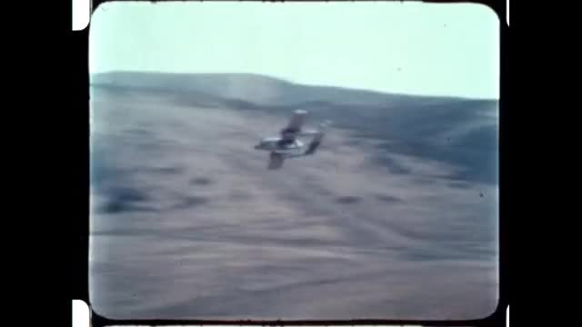 Watch Operation High Desert — Feat. OV-10 Bronco Airstrikes (October 1970) GIF on Gfycat. Discover more Broncos, Education, Marine Corps Film Archive, Marine Reserves, airstrikes GIFs on Gfycat