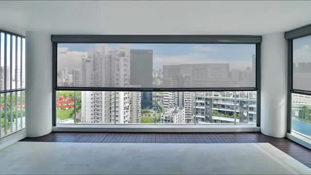 Watch and share Easy & Effective Tips For Purchasing Zip Blinds - Harmony Furnishing Pte Ltd GIFs on Gfycat