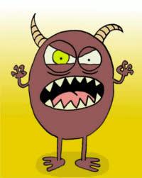 bipolar monster GIF by The-Sardonics GIFs