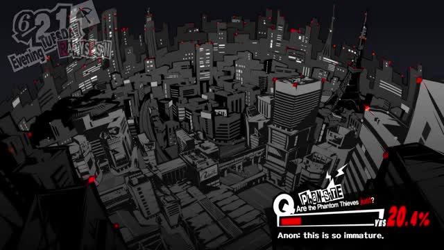 Watch and share Persona 5 Gamepplay GIFs and Madarame's Fallout GIFs on Gfycat