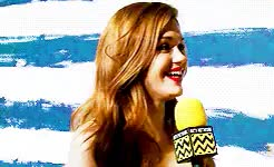 Watch and share Holland Roden GIFs and Little Angel GIFs on Gfycat