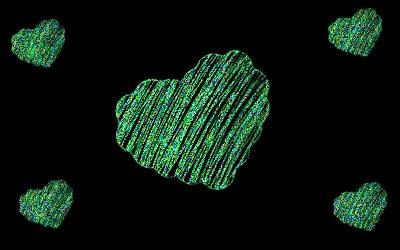 Watch and share Glitter-heart-love-black GIFs on Gfycat