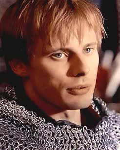 Watch and share Arthur Pendragon GIFs and Bradley James GIFs on Gfycat