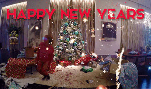 happy new year, holiday, new year, new years, newyears, New Year GIFs