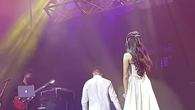 Watch KissTon - Rewrite the Stars Lyrical Dance GIF on Gfycat. Discover more related GIFs on Gfycat