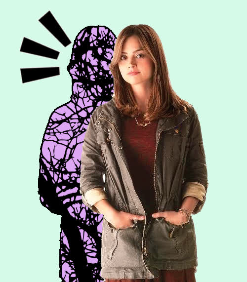 jenna coleman, doctorwho GIFs