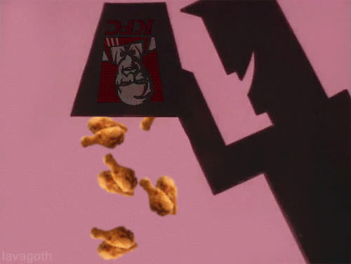 the powerpuff girls fast food gif GIFs
