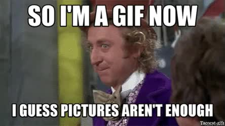 Watch and share Gene Wilder GIFs and Jif GIFs on Gfycat