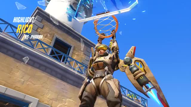 Watch and share Overwatch GIFs and Pharah GIFs by rico_ow on Gfycat