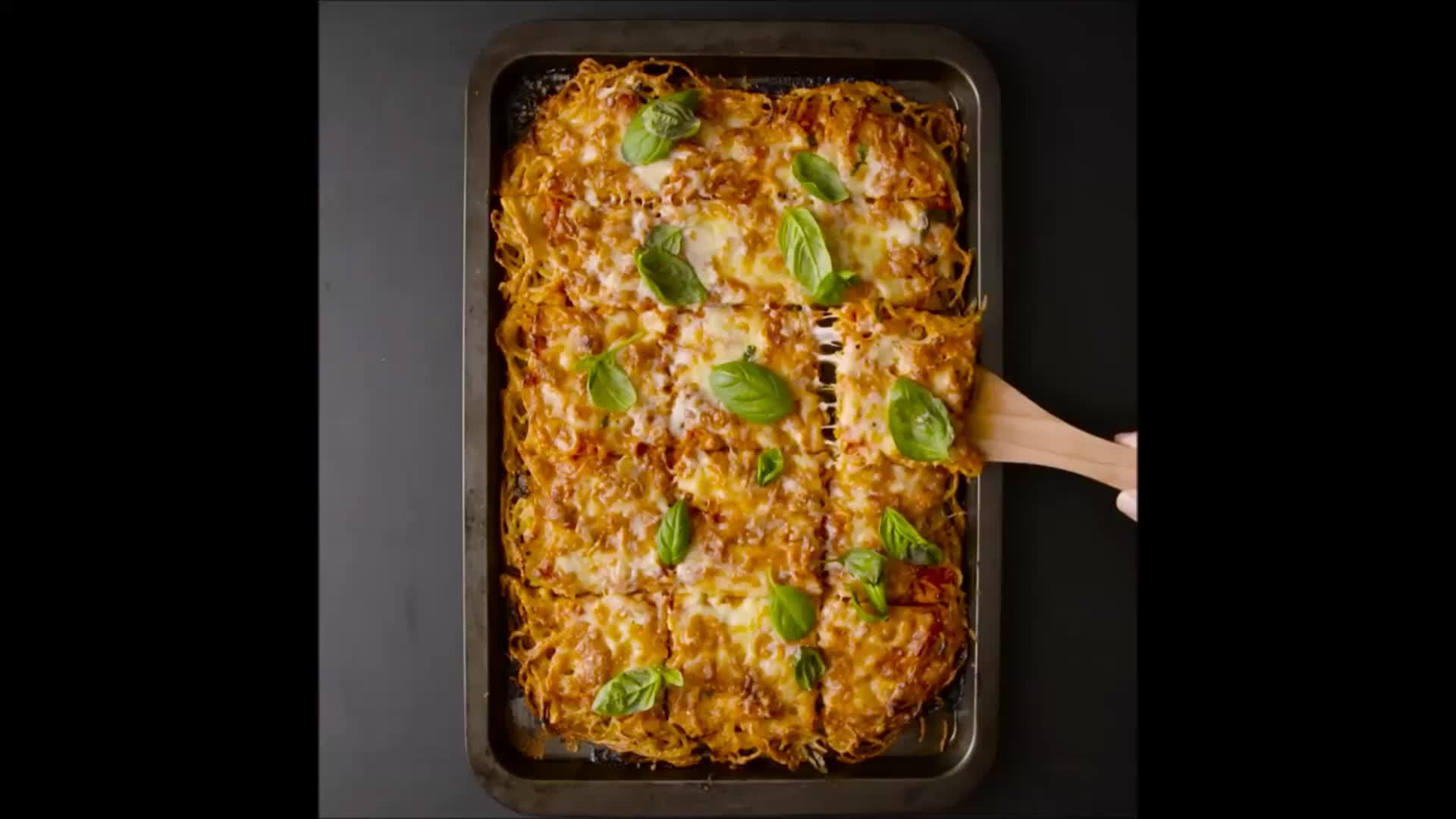 Spaghetti Pizza GIFs