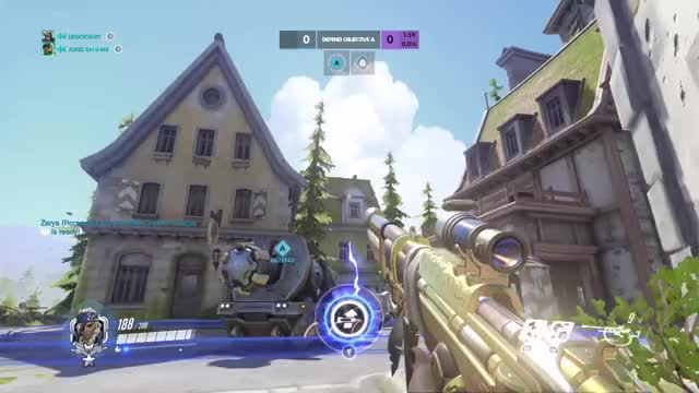 Watch Ana GIF by Xbox DVR (@xboxdvr) on Gfycat. Discover more FlaayZ, OverwatchOriginsEdition, xbox, xbox dvr, xbox one GIFs on Gfycat