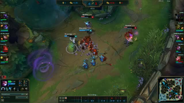 Watch and share Ivern Ganks GIFs on Gfycat