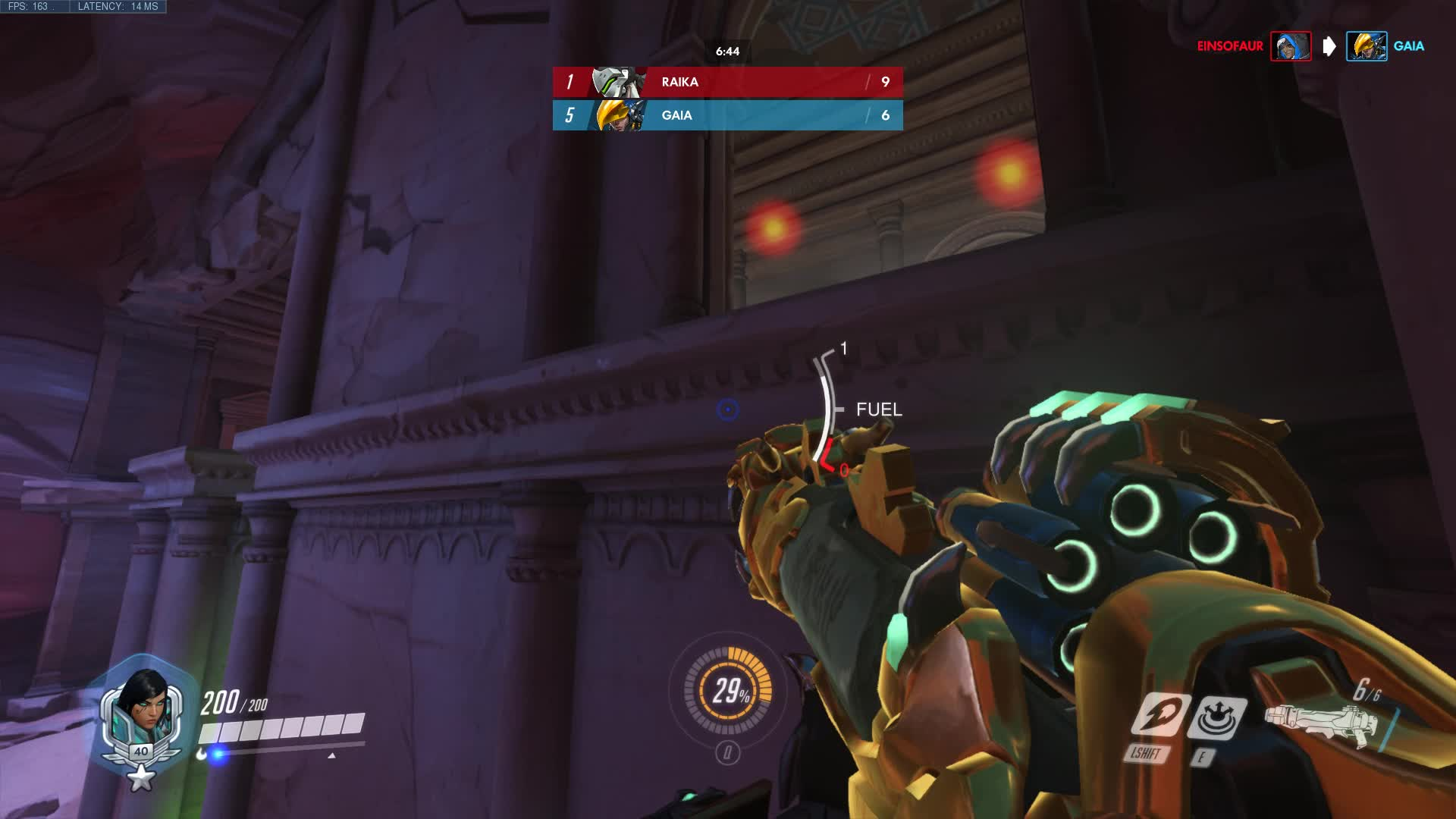 Overwatch, highlight, mad GIFs