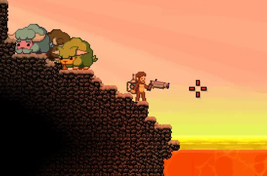 Watch Starbound v1.1 - Relocator Gun GIF by Chucklefish (@starbound) on Gfycat. Discover more fluffalo, starbound GIFs on Gfycat
