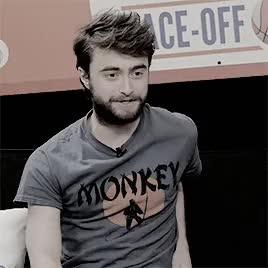 Watch and share Daniel Radcliffe GIFs and Danradedit GIFs on Gfycat