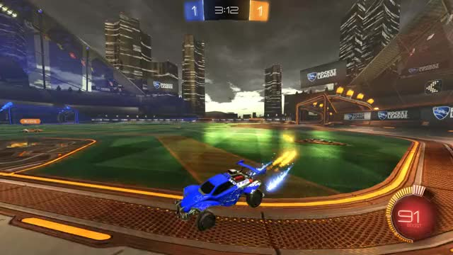 Watch and share Rocket League GIFs by aspirerl on Gfycat