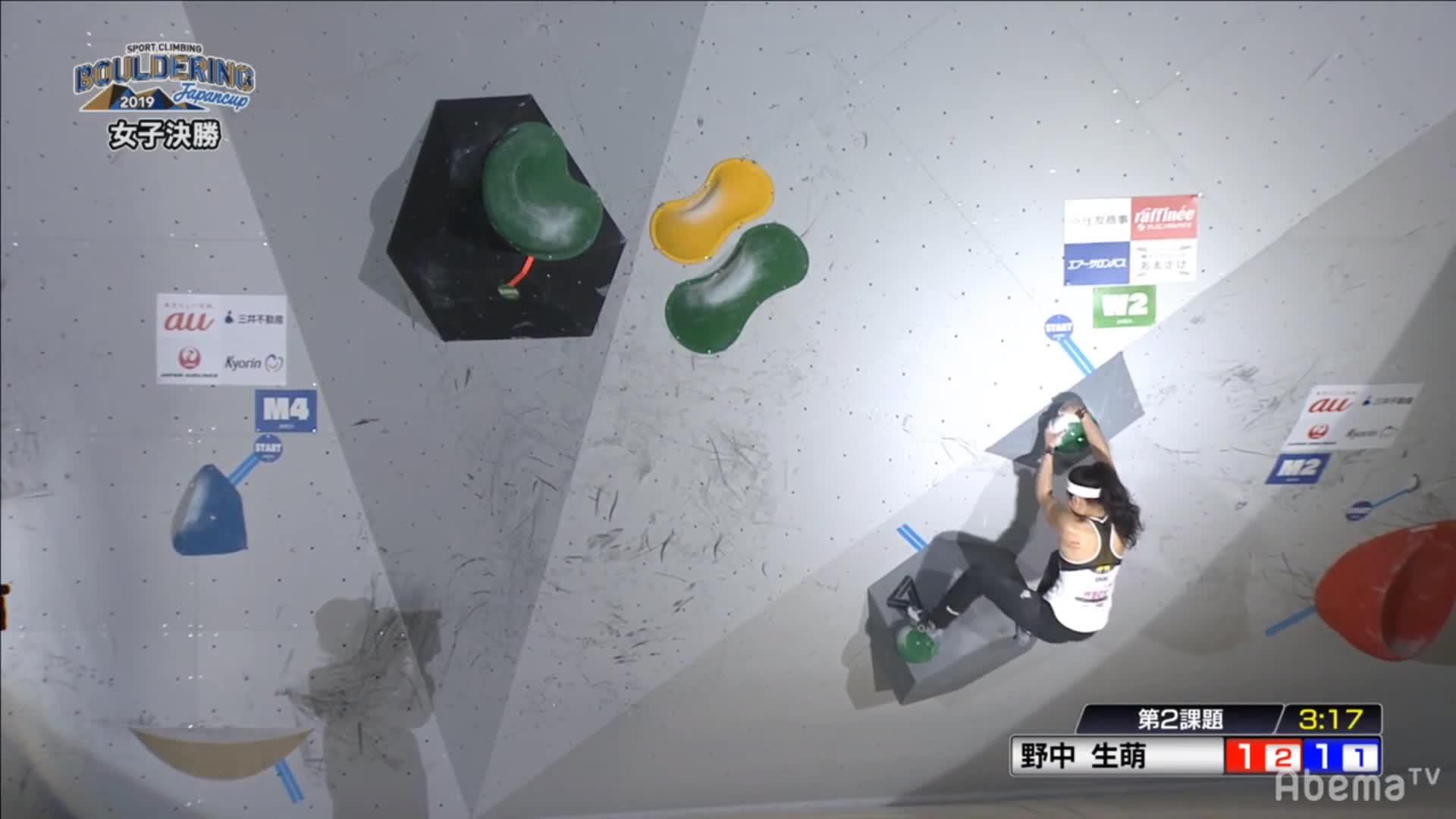 Semi-Finals, SemiFinals, boulder, bouldering, boulderingTV, competition, finger strength, hightlights, workout, Japan Cup of Bouldering 2019 - Finals GIFs