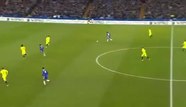 Watch and share Chelsea Vs Peterborough United 4-1 - All Goals & Highlights 2017 HD GIFs on Gfycat