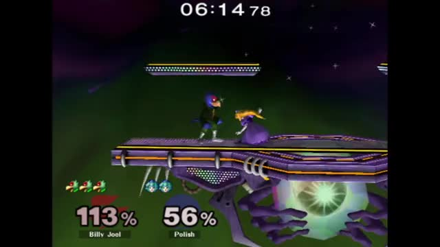 Watch and share Niche Spot Where F Smash Might Be Better Than Dair GIFs by prof_flash on Gfycat