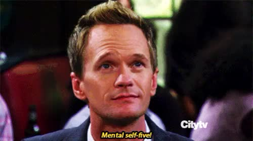 Watch and share Barney Stinson GIFs and High Five GIFs on Gfycat