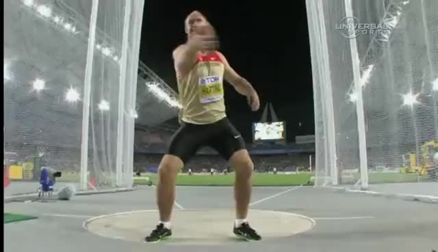 Watch and share Olympics GIFs and Discus GIFs on Gfycat
