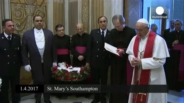 Watch Pope Bless GIF by @jebsticles on Gfycat. Discover more SaintsFC GIFs on Gfycat