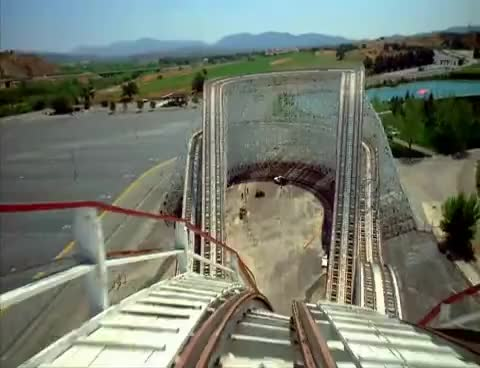 Watch and share Roller Coaster Looping GIFs on Gfycat