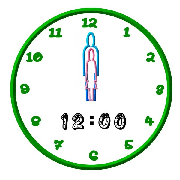 Watch and share Clock animated stickers on Gfycat