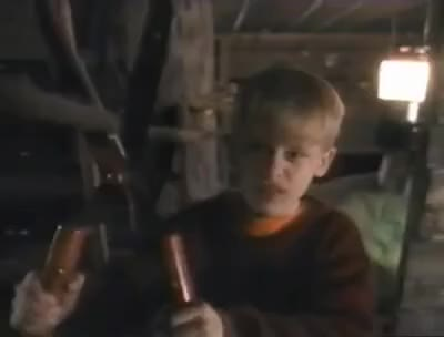 Watch and share Home Alone Montage - Harry Vs. Marv GIFs on Gfycat