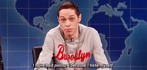 Watch this pete davidson GIF on Gfycat. Discover more pete davidson GIFs on Gfycat