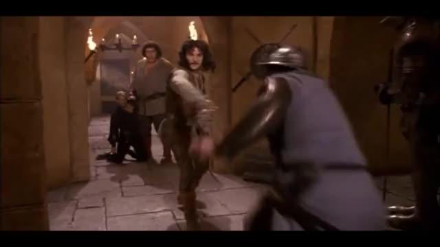 Watch Inigo Montoya vs Count Rugen (The Princess Bride) GIF on Gfycat. Discover more Count Rugen, Film & Animation, Inigo Montoya, Princess Bride, Sword, Sword Fight, The Princess Bride, ThePlaidman1985 GIFs on Gfycat