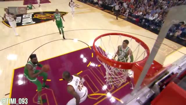 Watch this trending GIF by Adrian Stempinski (@adrianstempinski) on Gfycat. Discover more jaylen brown, jaylen brown vs cavs GIFs on Gfycat