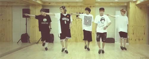 Watch and share Dance Practice GIFs and Lee Junghwan GIFs on Gfycat