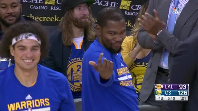 Watch this trending GIF on Gfycat. Discover more Gaming, bromance, ian clark, kevin durant, stephen curry GIFs on Gfycat