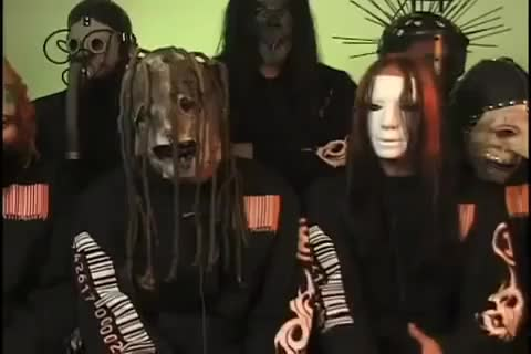 Watch and share Slipknot GIFs on Gfycat