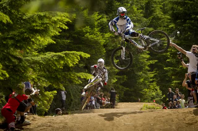 Watch and share Downhill GIFs on Gfycat