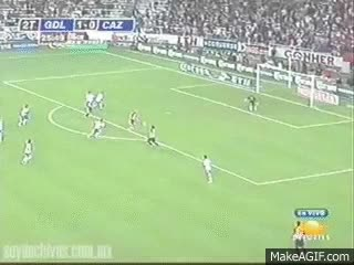 Watch and share Bofo Golazo Chivas Vs Cruz Azul GIFs on Gfycat