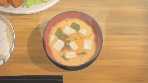 Watch and share Miso Soup GIFs by X5AN on Gfycat