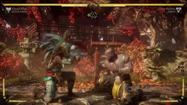 Watch and share Mortal Kombat 11 20200206183933 GIFs on Gfycat