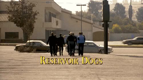 Watch and share Reservoir Dogs GIFs on Gfycat